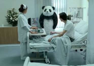 Arab Dairy: Never Say No To Panda (Mai dire No al Panda)