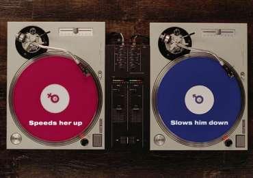 Durex Get in Sync Vinyl