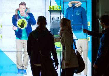 Adidas NEO: Window Shopping