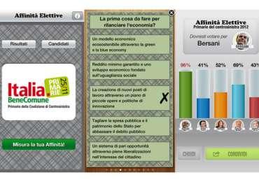 Affinità Elettive: App Primarie PD