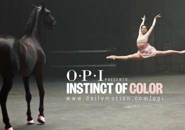 OPI: Instinct of Color - Una danza equestre surreale
