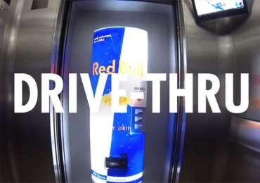 Red Bull: Drive-Thru