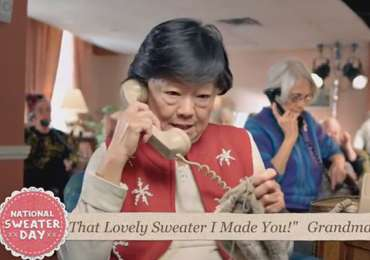 WWF Canada National Sweater Day: Granny Call Centre