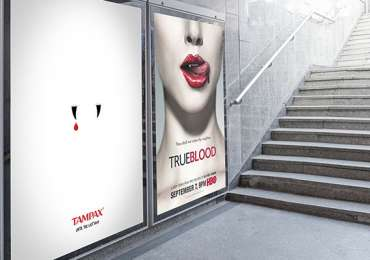 Tampax: True Blood