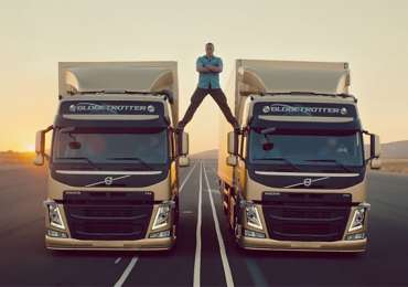 Volvo Trucks: The Epic Split