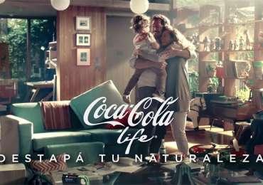 Coca-Cola Life: Parenting
