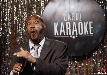 Heineken: Carol Karaoke