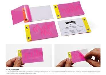 Make Vancouver: Scribble slate
