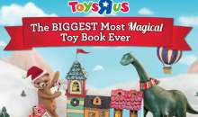 "Toys""R""Us: Holiday toy book – Scheda"