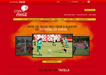 Coca-Cola: Everything for football