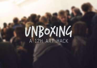 Magine: Unboxing – A 12 H Art Hack
