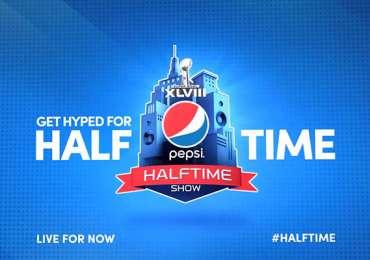Pepsi: #Halftime