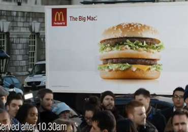 McDonald's Big Mac: Mansion & Lawyer