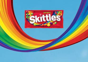 Skittles: Replaced the S in Skittles
