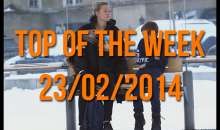Top of the Week – 23/02/2014