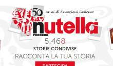 Happy Nutella Day! I primi 50 anni di Nutella