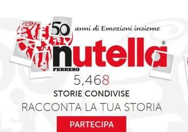 Happy Nutella Day! 50 Anni di storia
