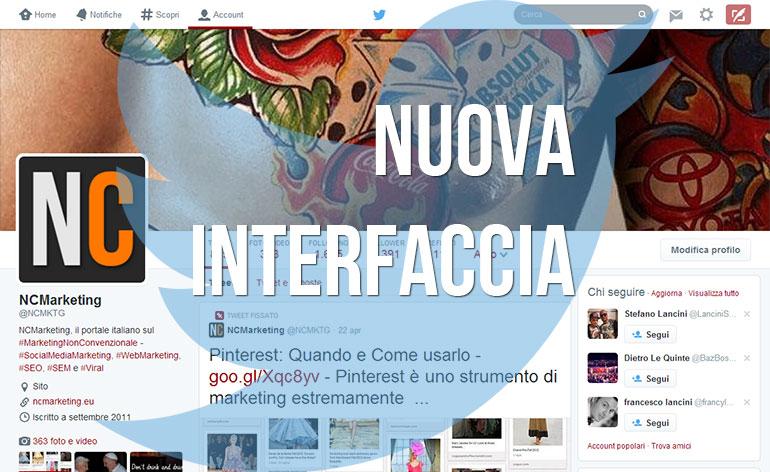 Twitter: come sfruttare al meglio la nuova interfaccia