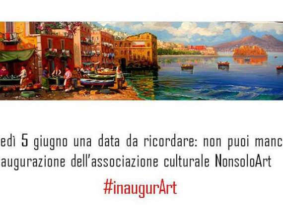 Innaugurazione dell'Associazione Culturale NonsoloArt
