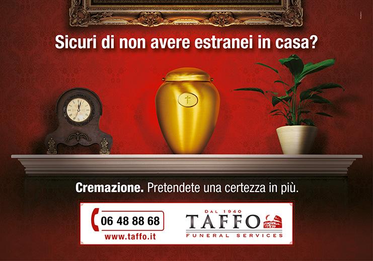 Taffo Funeral Service: Cremazione
