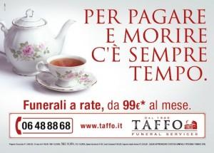 Taffo Funeral Service: Pagare e Morire