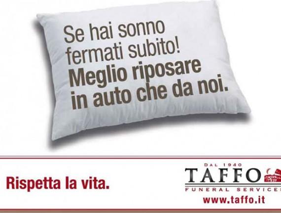 Taffo Funeral Service: Rischiare per Vendere