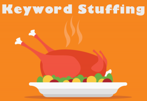 Metafora del Keyword Stuffing